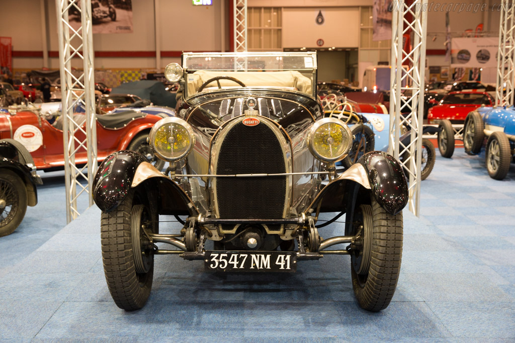 Bugatti Type 38    - 2015 Interclassics Brussels