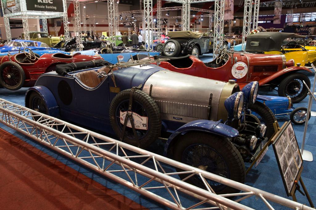 Bugatti Type 44 Gamette Roadster - Chassis: 44994   - 2015 Interclassics Brussels