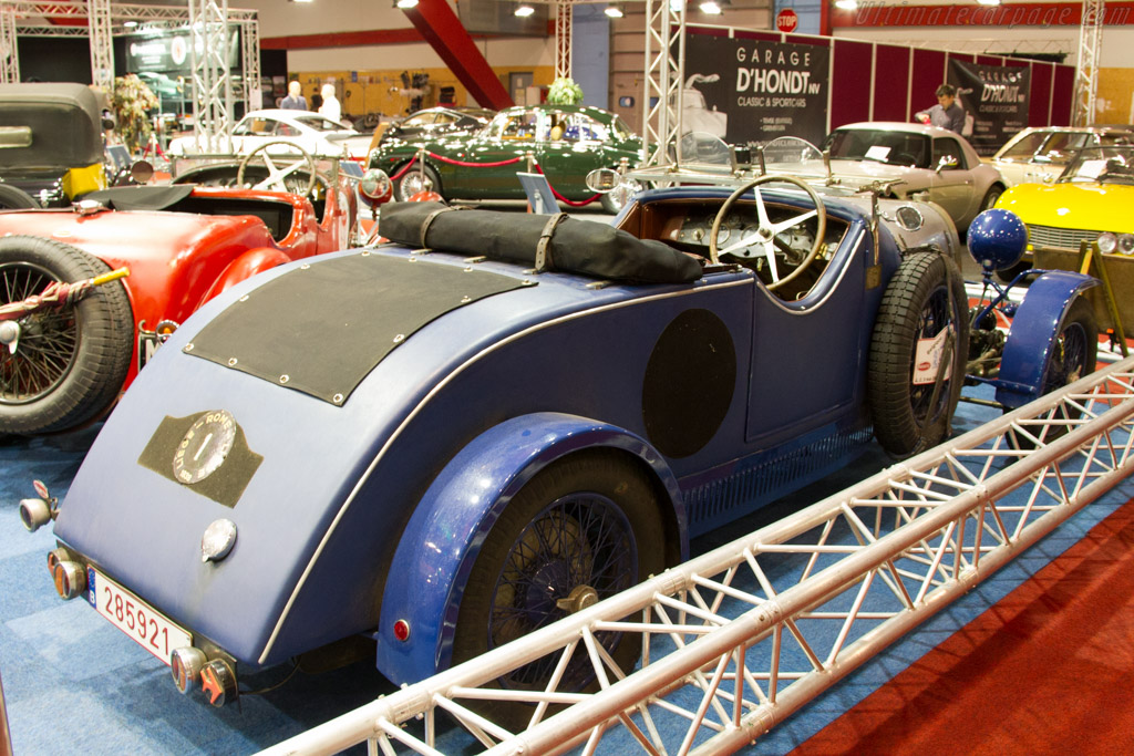 Bugatti Type 44 Gamette Roadster - Chassis: 44994   - 2015 Interclassics Brussels