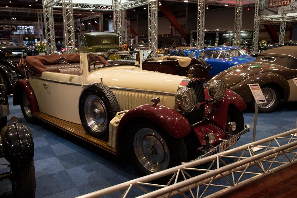 Bugatti Type 46    - 2015 Interclassics Brussels