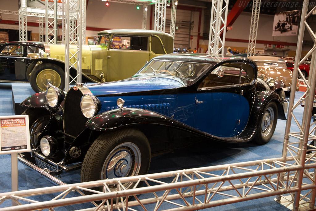 Bugatti Type 50 Coupe Profilee    - 2015 Interclassics Brussels