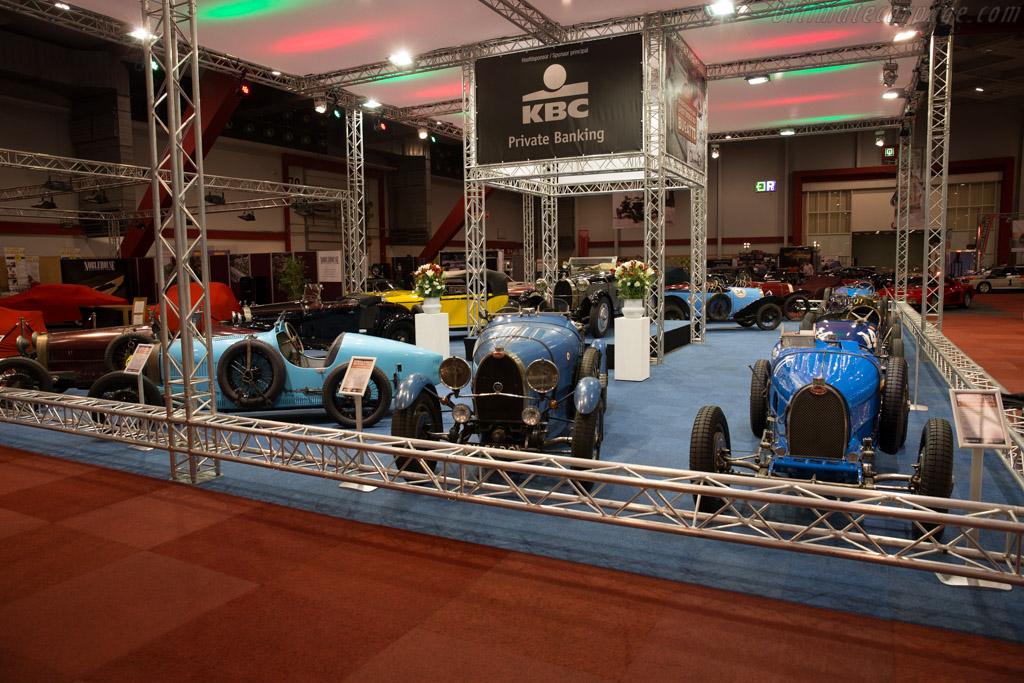 Bugatti Type 51    - 2015 Interclassics Brussels