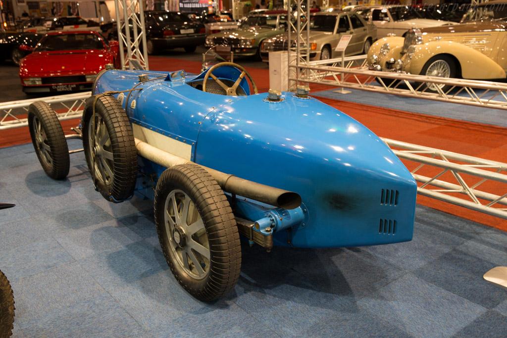 Bugatti Type 54 - Chassis: 54201   - 2015 Interclassics Brussels