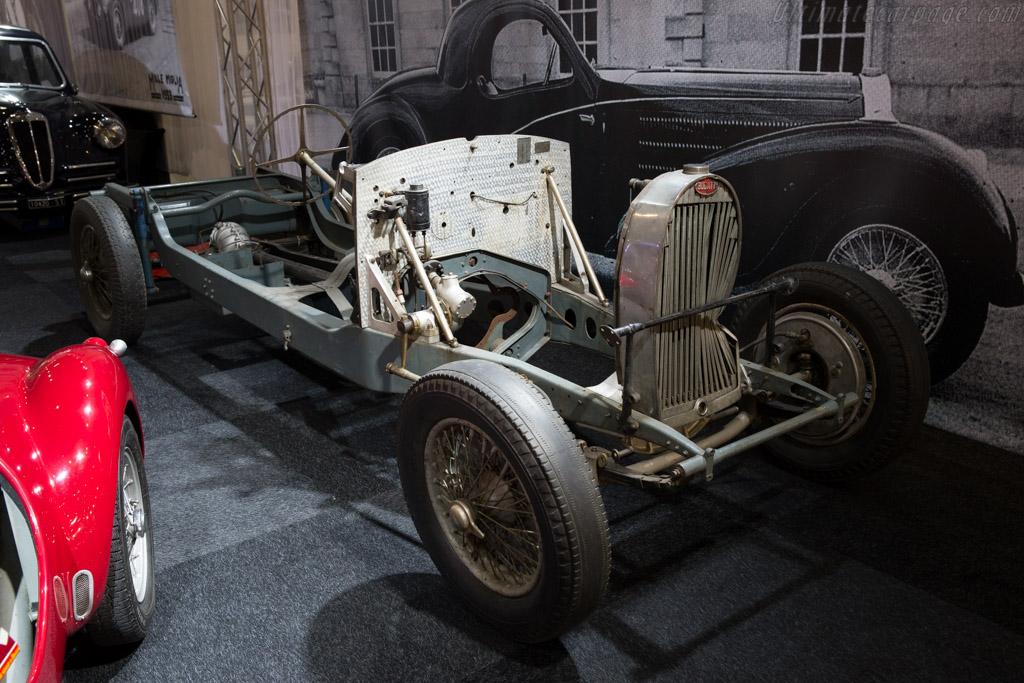 Bugatti Type 57 - Chassis: 57618   - 2015 Interclassics Brussels