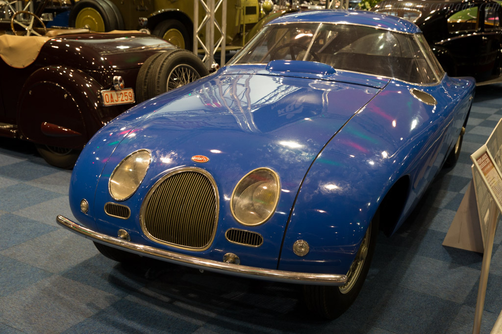 Bugatti Type 57 Brown Coupe    - 2015 Interclassics Brussels