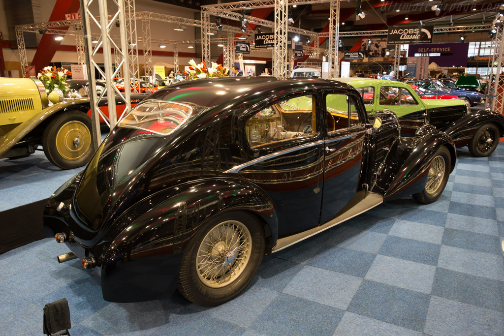 Bugatti Type 57 d'Ieteren Coupe    - 2015 Interclassics Brussels