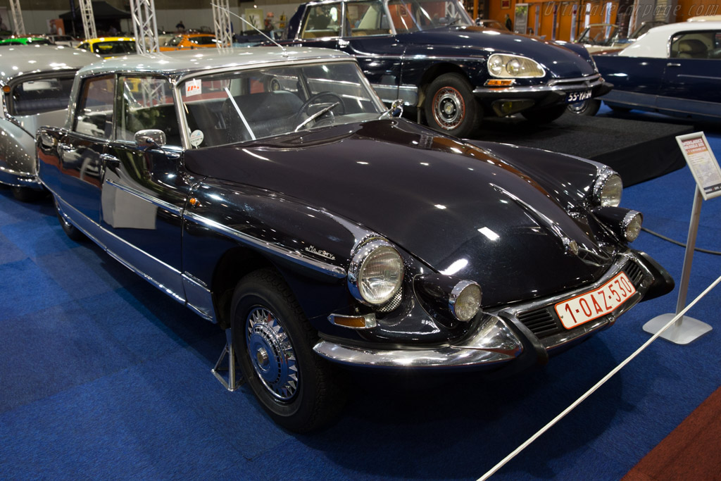 Citroën DS Majesty    - 2015 Interclassics Brussels