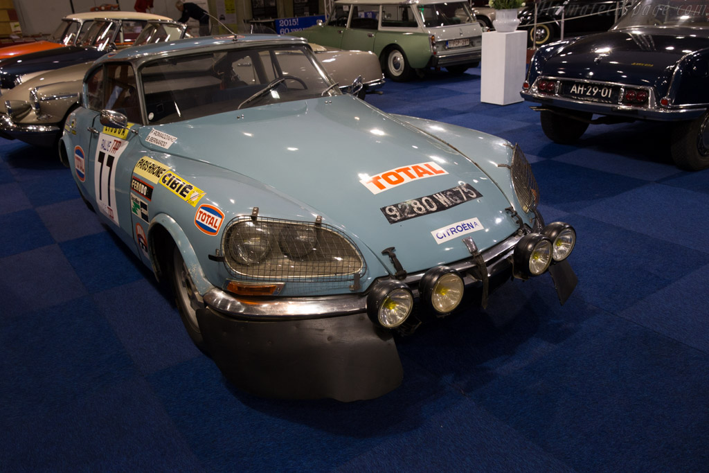 Citroën DS Rally - Chassis: 517075   - 2015 Interclassics Brussels