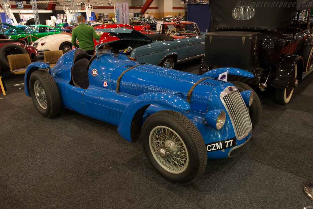 Delage D6-3L GP - Chassis: 880003   - 2015 Interclassics Brussels