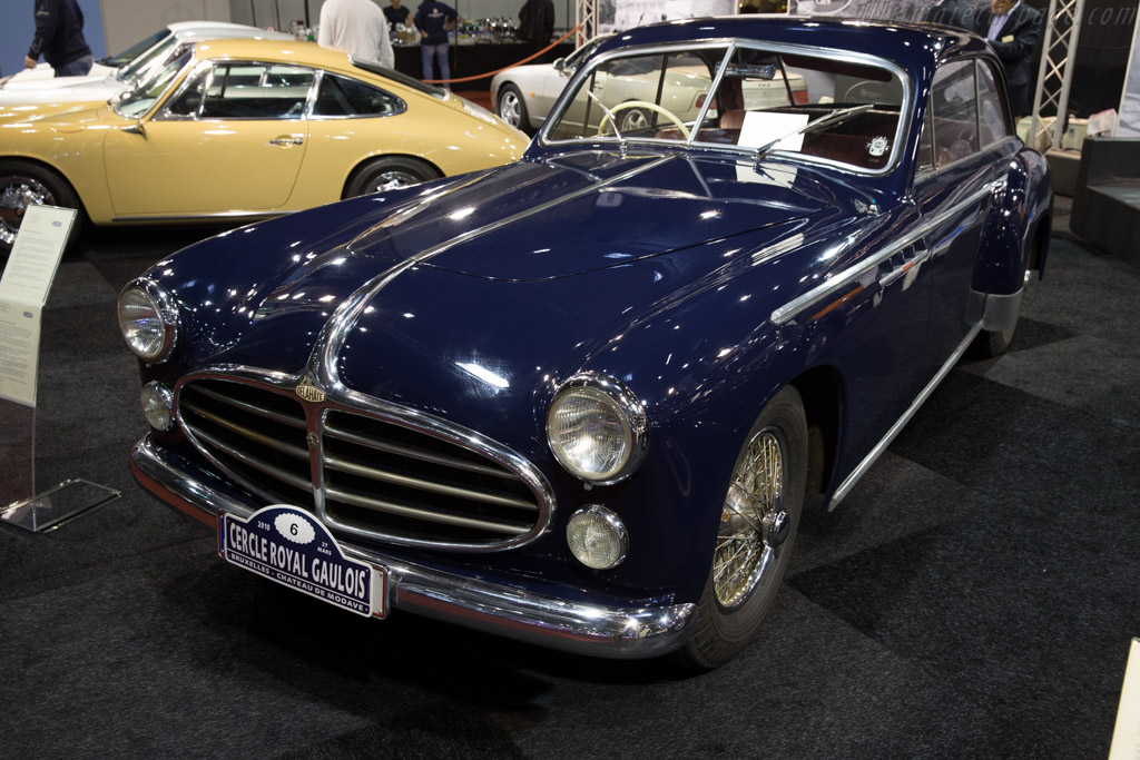 Delahaye 235 Chapron Coupe    - 2015 Interclassics Brussels