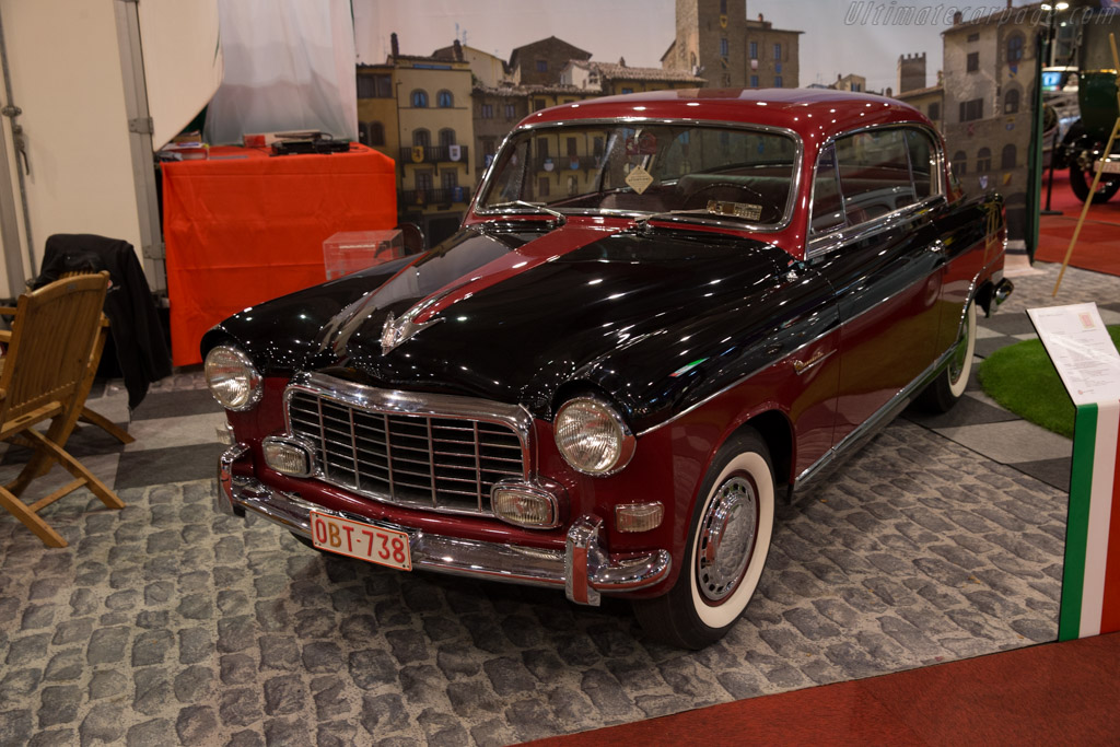 Fiat    - 2015 Interclassics Brussels