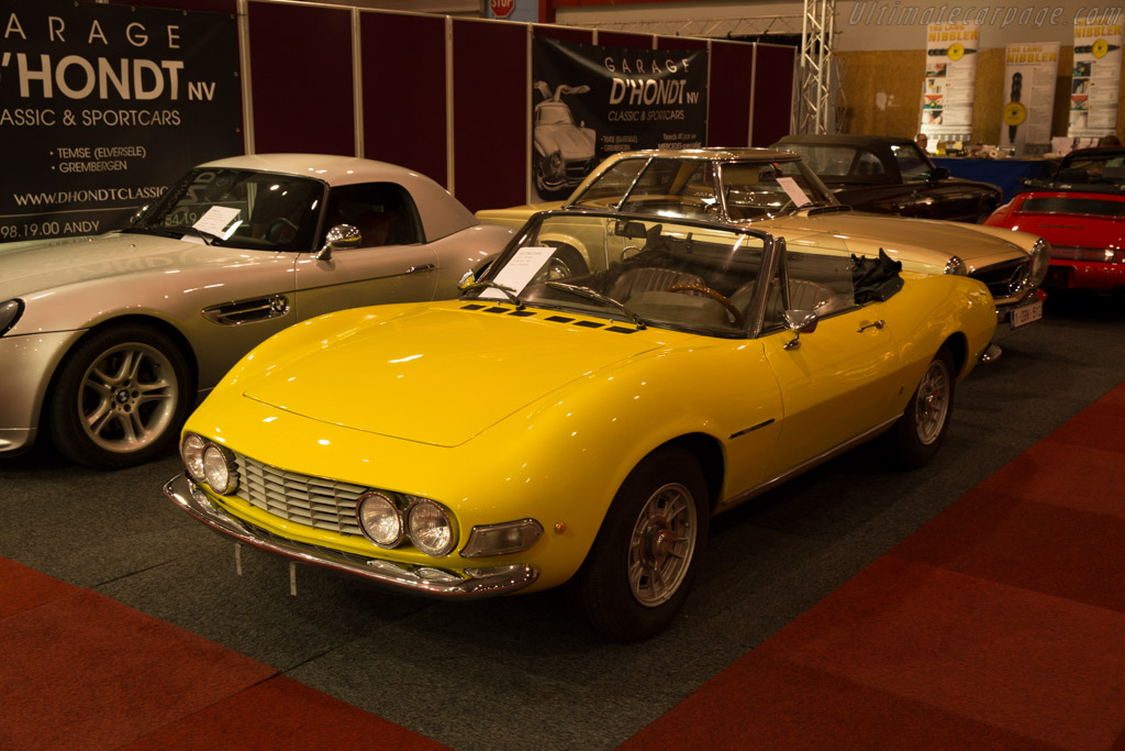 Fiat Dino Spider    - 2015 Interclassics Brussels