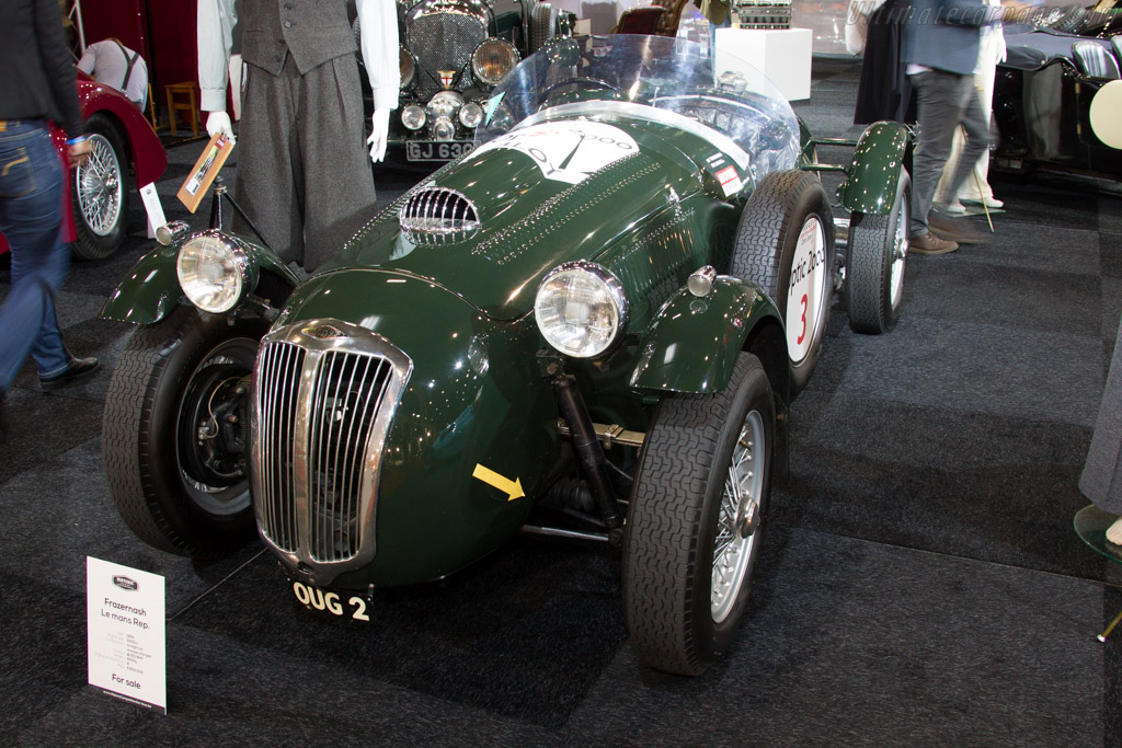 Frazer Nash Le Mans Replica - Chassis: 421/200/209   - 2015 Interclassics Brussels