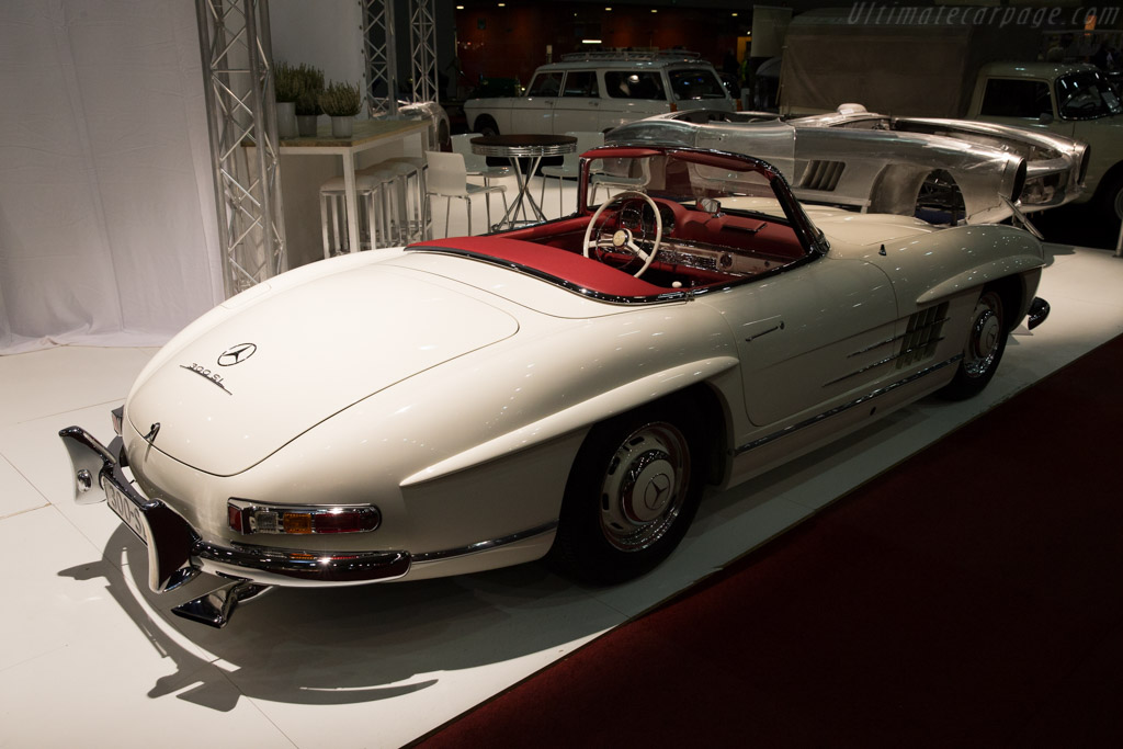 Mercedes-Benz 300 SL Roadster    - 2015 Interclassics Brussels