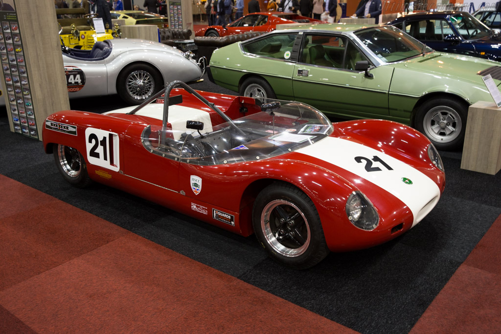 Merlyn Mk6 - Chassis: CRD06-2RS   - 2015 Interclassics Brussels