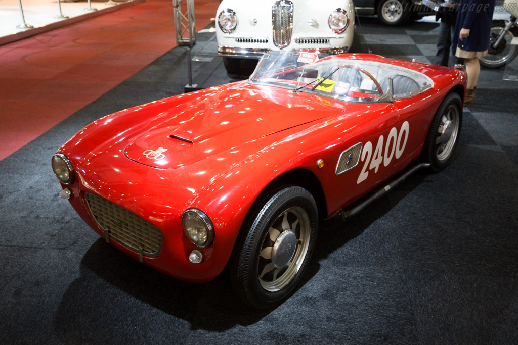 Parisotto Sport 750 - Chassis: 5062652   - 2015 Interclassics Brussels
