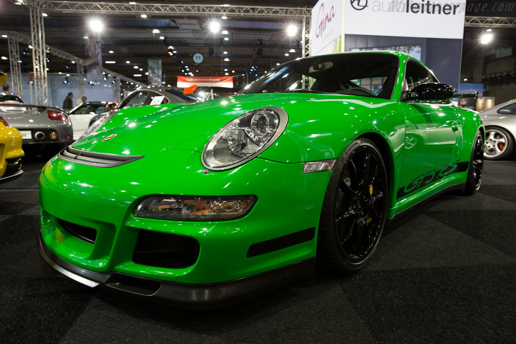 Porsche 911 GT3 RS - Chassis: WPOZZZ9Z7S791567   - 2015 Interclassics Brussels