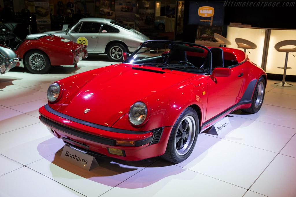 Porsche 911 Speedster 2015 Interclassics Brussels