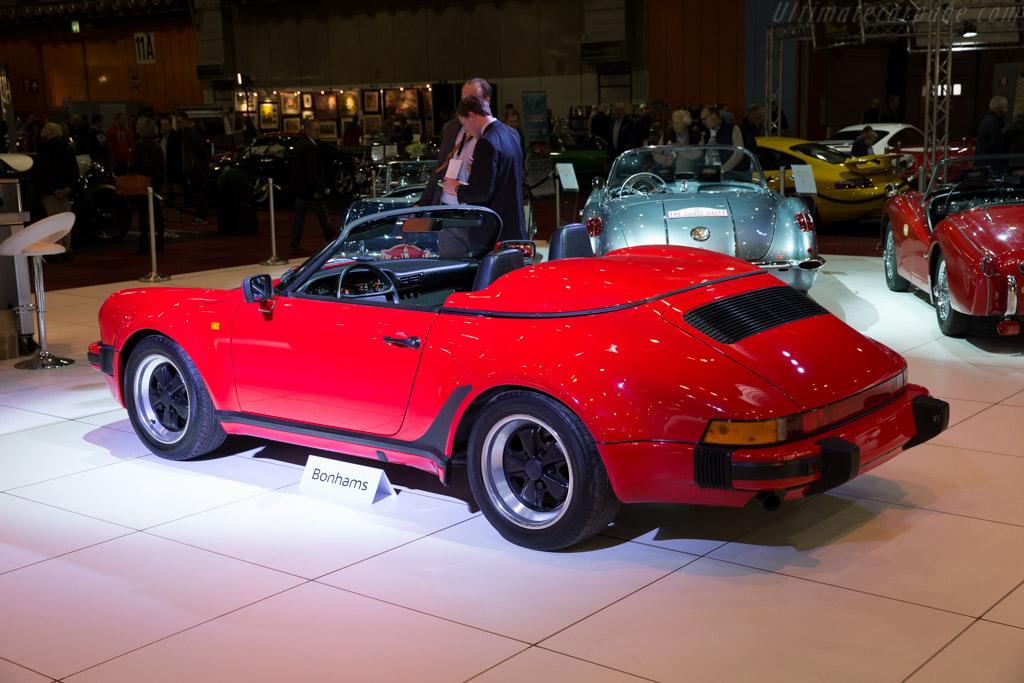 Porsche 911 Speedster    - 2015 Interclassics Brussels