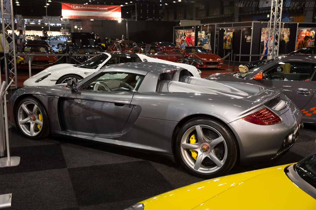 Porsche Carrera GT    - 2015 Interclassics Brussels
