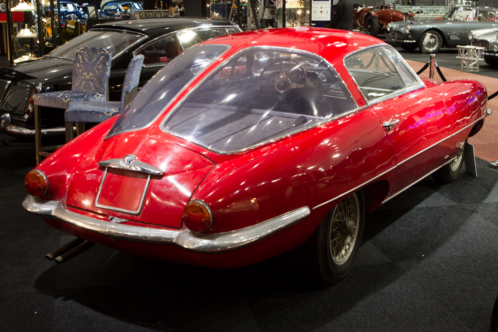Alfa Romeo 1900C SS Boano Coupe - Chassis: AR1900C 01846 ...