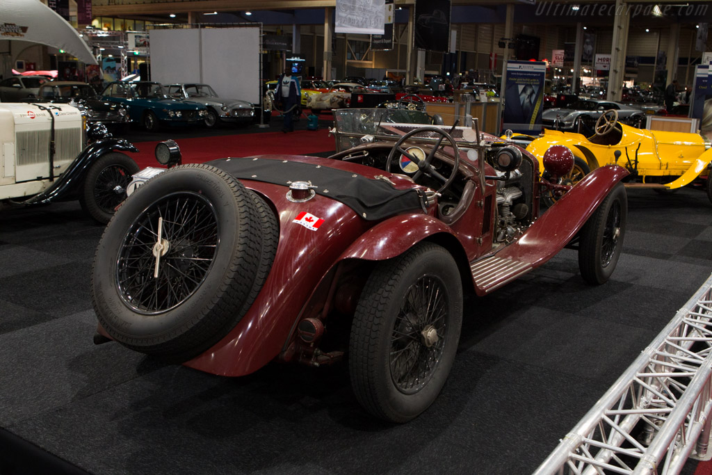 Alfa Romeo 8C 2300 - Chassis: 2111023   - 2014 Interclassics and Topmobiel