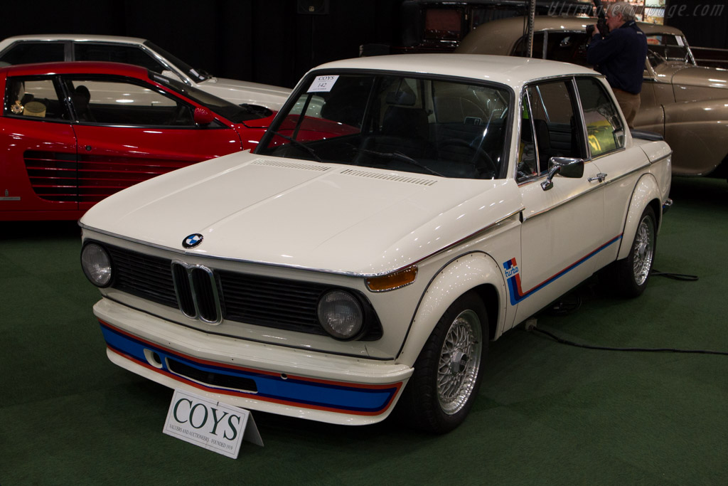 BMW 2002 Turbo - Chassis: 4291057   - 2014 Interclassics and Topmobiel