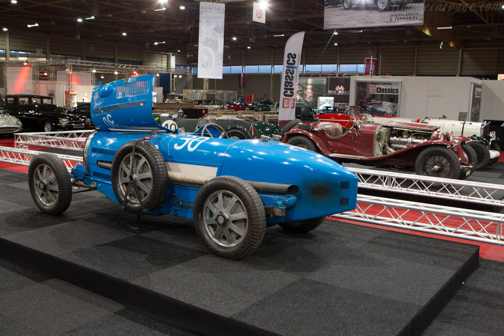 Bugatti Type 54 - Chassis: 54201   - 2014 Interclassics and Topmobiel