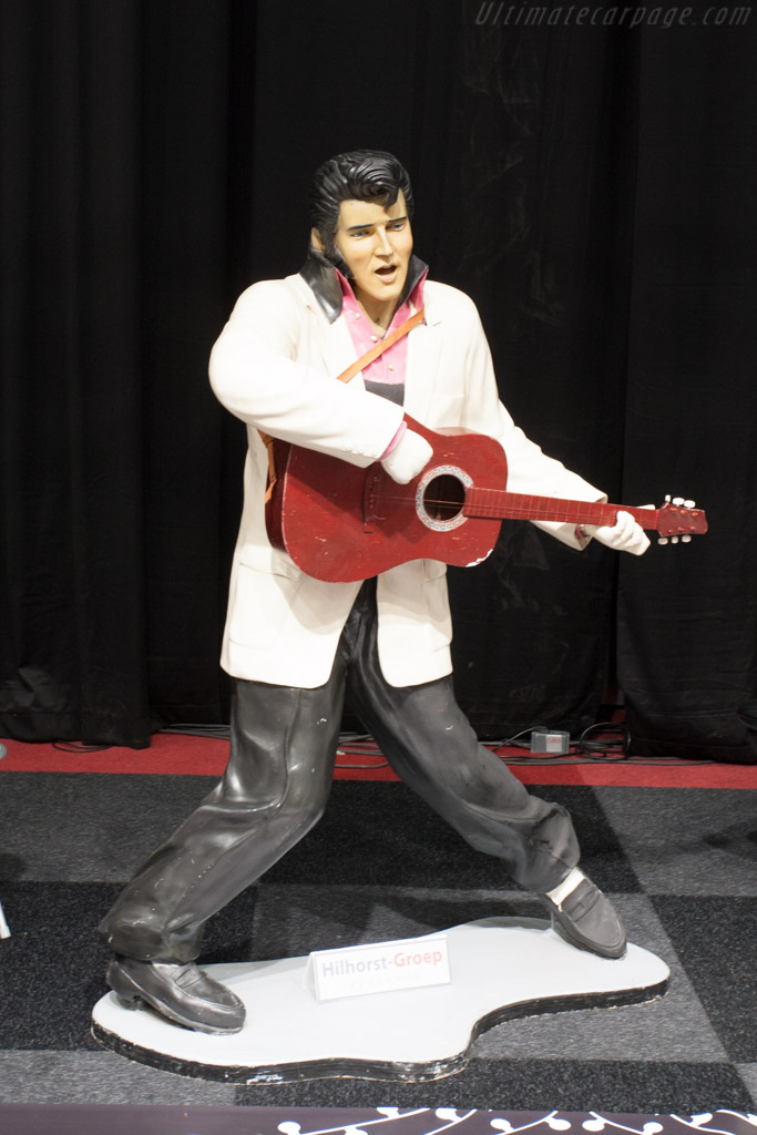 Elvis Presley    - 2014 Interclassics and Topmobiel