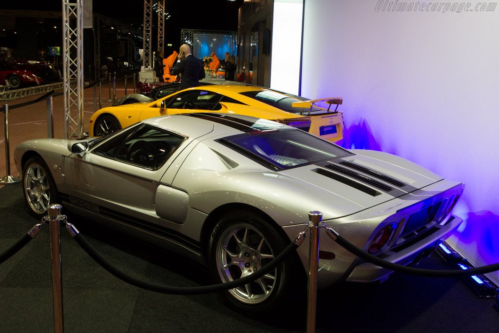 Ford GT    - 2014 Interclassics and Topmobiel