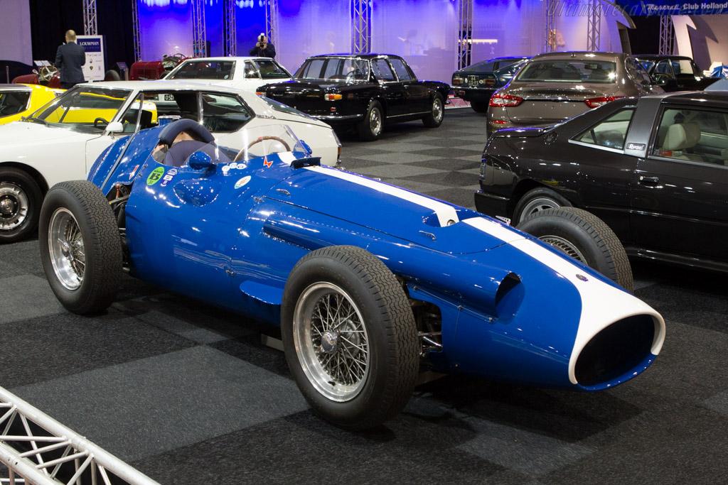 Maserati 250F 'Piccolo' - Chassis: 2534   - 2014 Interclassics and Topmobiel