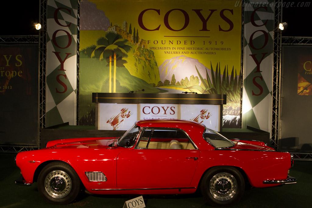 Maserati 3500 GT - Chassis: AM101.792   - 2014 Interclassics and Topmobiel