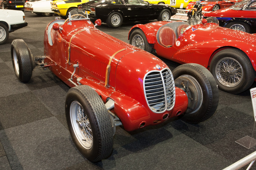 Maserati 6CM - Chassis: 1545   - 2014 Interclassics and Topmobiel