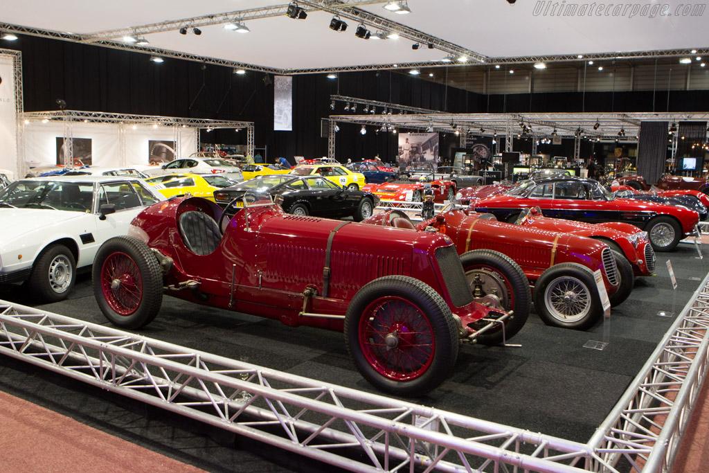 Maserati 8CM - Chassis: 3005   - 2014 Interclassics and Topmobiel