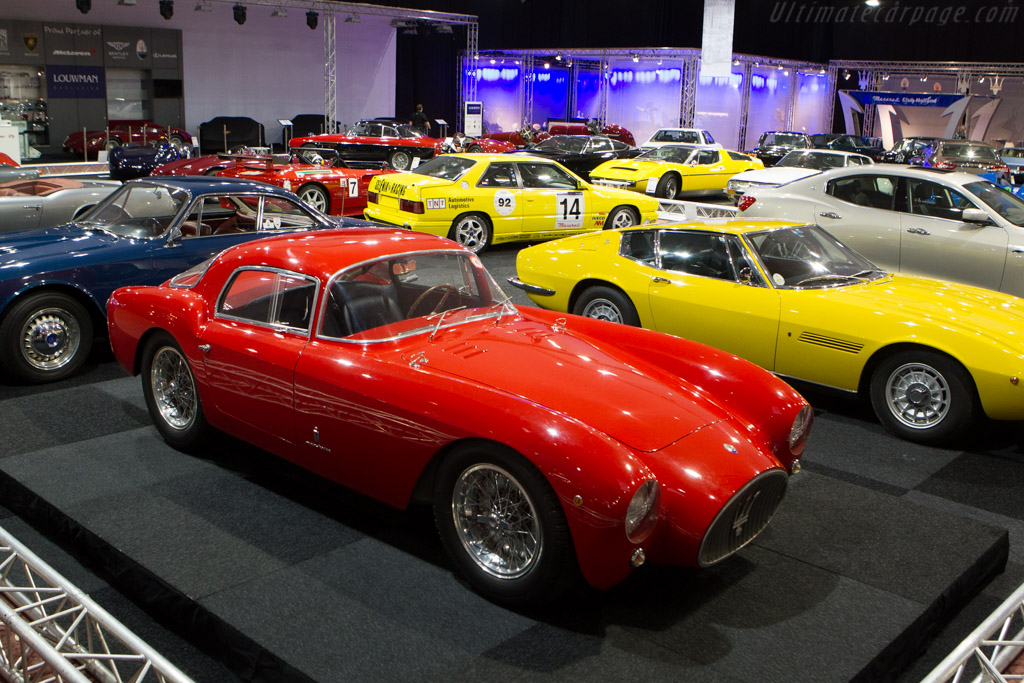Maserati A6GCS/53 Pinin Farina Berlinetta - Chassis: 2056   - 2014 Interclassics and Topmobiel