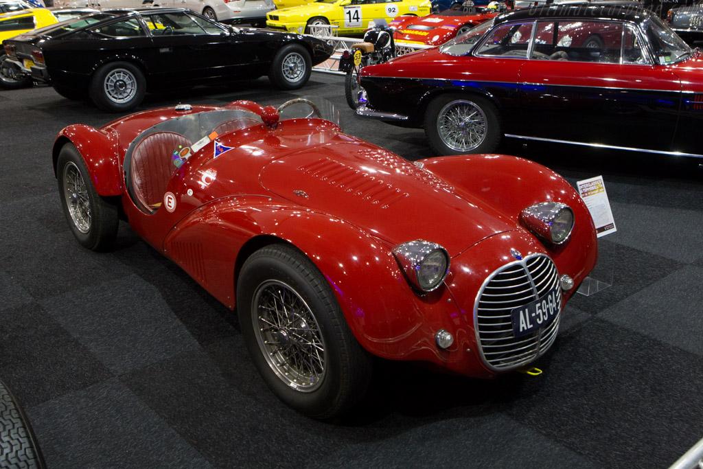 Maserati A6GCS - Chassis: 2039   - 2014 Interclassics and Topmobiel