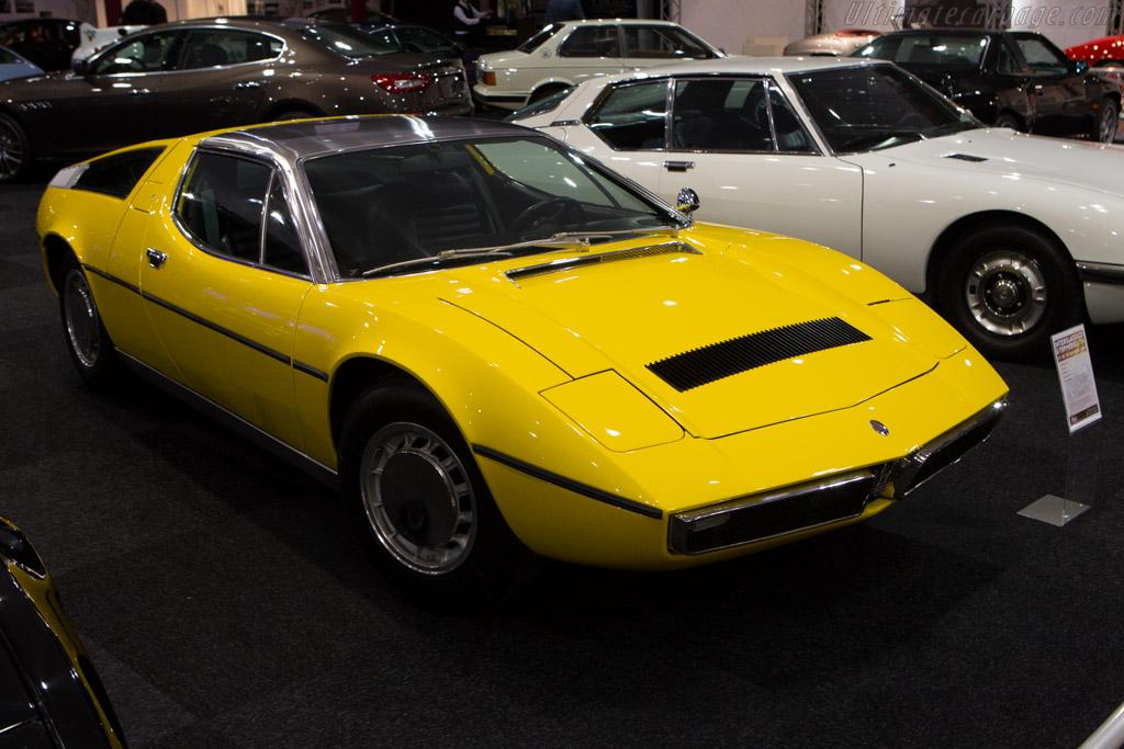 Maserati Bora    - 2014 Interclassics and Topmobiel