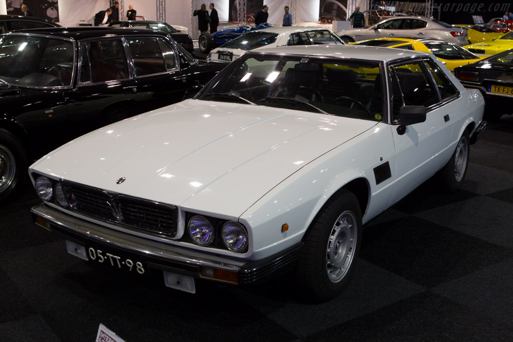 Maserati Mexico    - 2014 Interclassics and Topmobiel
