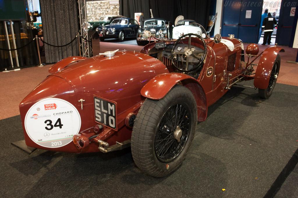 Maserati Tipo 26M - Chassis: 2516   - 2014 Interclassics and Topmobiel