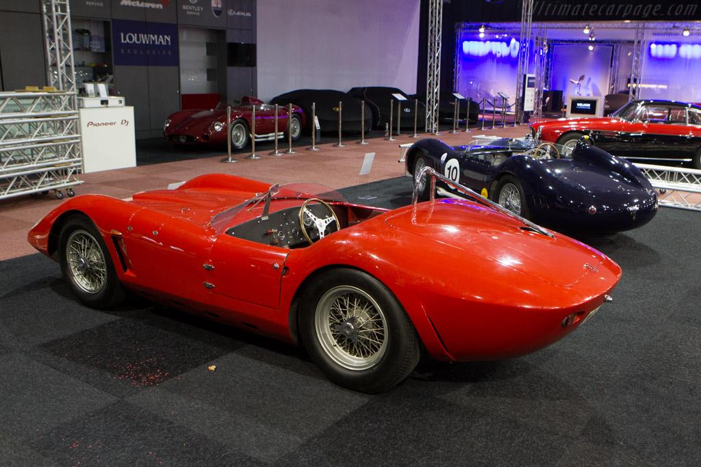 Maserati Tipo 61 Birdcage - Chassis: 2472   - 2014 Interclassics and Topmobiel
