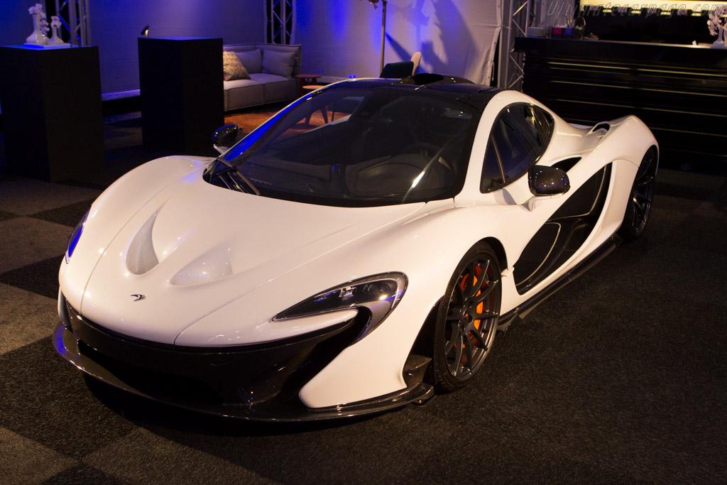 McLaren P1    - 2014 Interclassics and Topmobiel