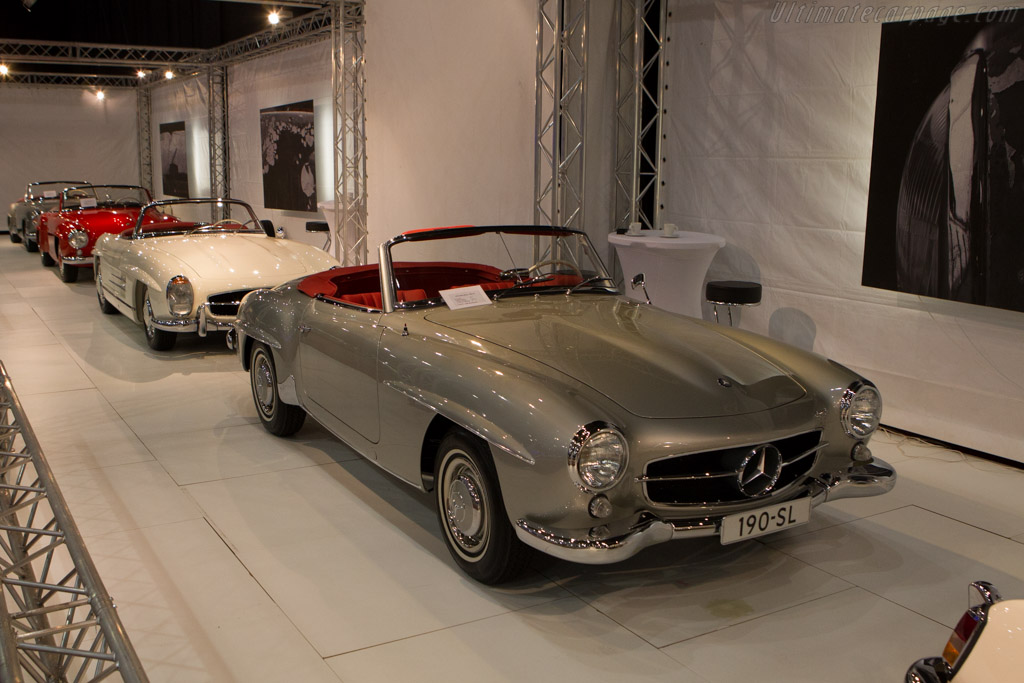 Mercedes-Benz 190 SL    - 2014 Interclassics and Topmobiel