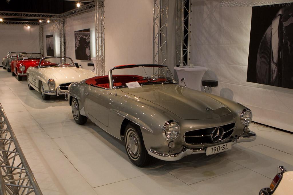 Mercedes-Benz 190 SL    - 2014 Interclassics and Topmobiel