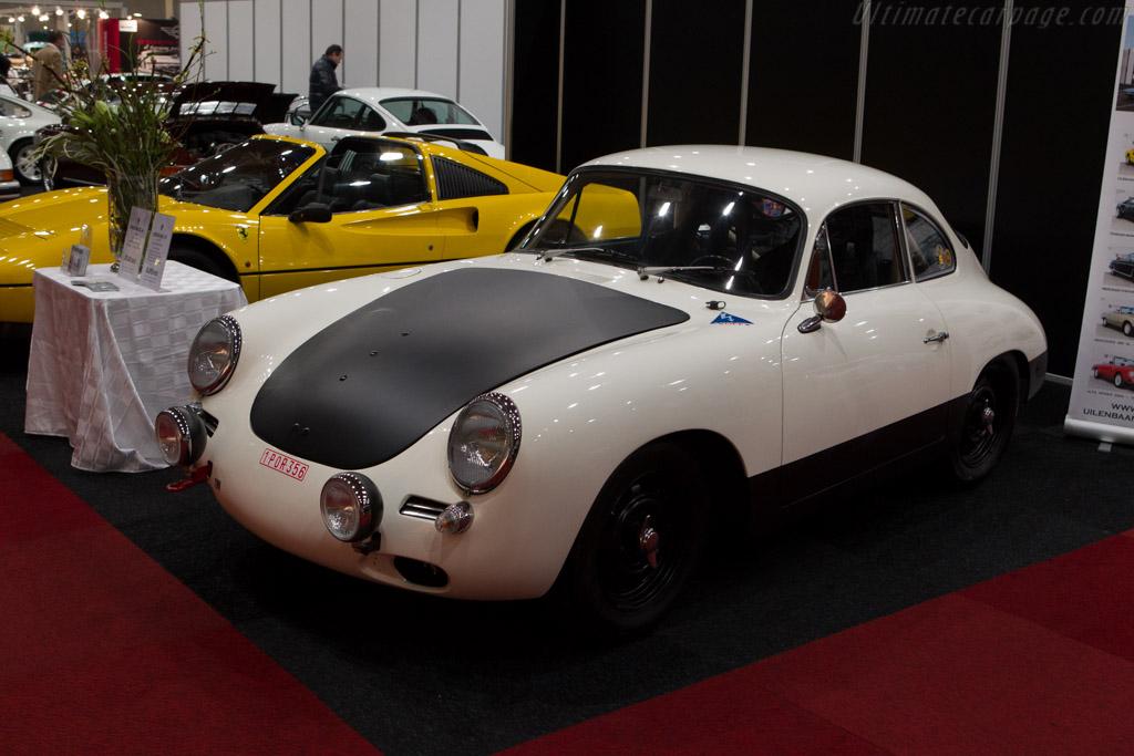 Porsche 356B T6    - 2014 Interclassics and Topmobiel