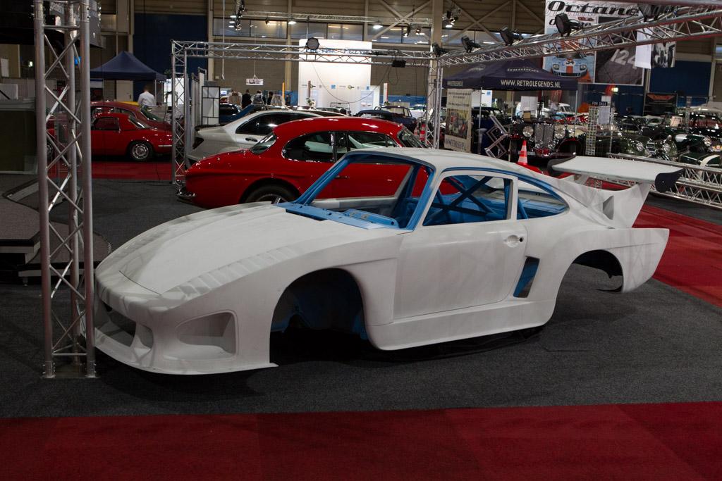 Porsche 935 K3 Shell    - 2014 Interclassics and Topmobiel