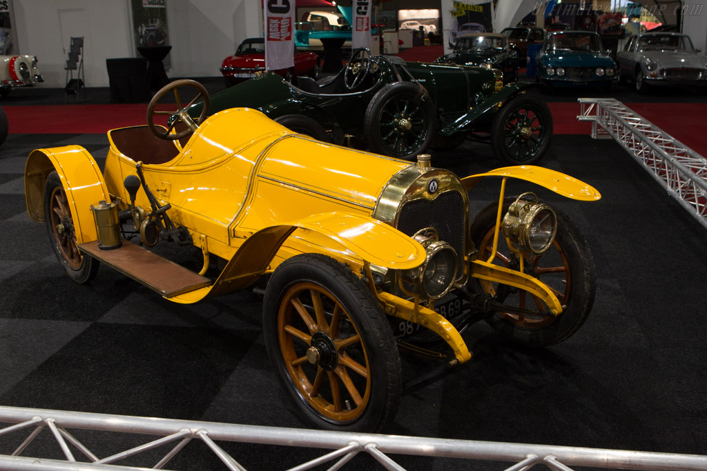 Rolland & Pilain    - 2014 Interclassics and Topmobiel
