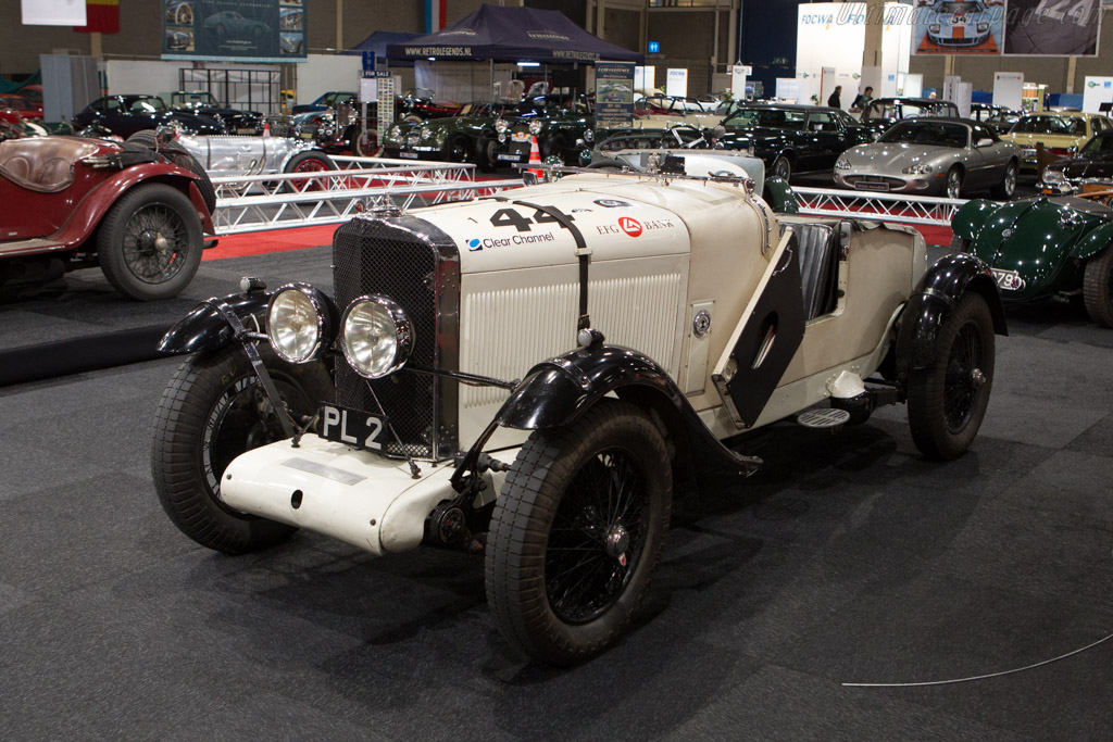 Talbot 90 - Chassis: 29901   - 2014 Interclassics and Topmobiel