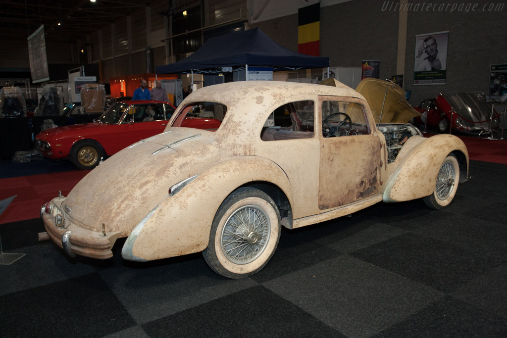 Talbot Lago T26 Record Chapron Coupe - Chassis: 101065   - 2014 Interclassics and Topmobiel