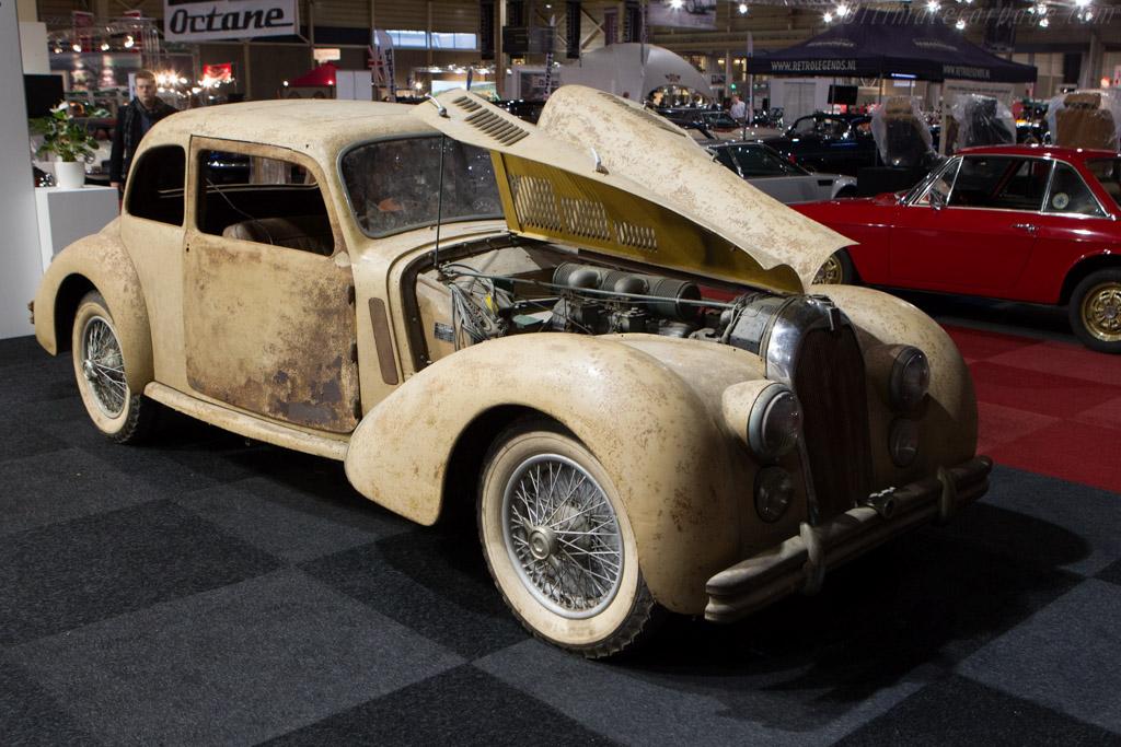 Talbot Lago T26 Record Chapron Coupe - Chassis: 101065   - 2014 Interclassics and Topmobiel