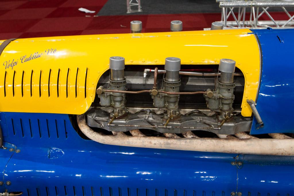 Volpi Cadillac V16 Special    - 2014 Interclassics and Topmobiel